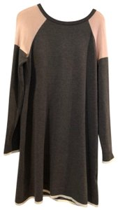Eliza J Versitile Comfy Flattering Color-blocking Dress