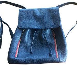 Boden Rucksack Leather Backpack
