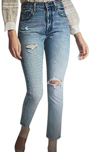 Levi's Skinny Jeans-Light Wash