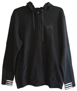 adidas Fleece Logo Oversized Comfortable Sweatshirt