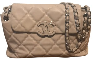 Chanel Classic Iconic Quilted Leather Shoulder Bag