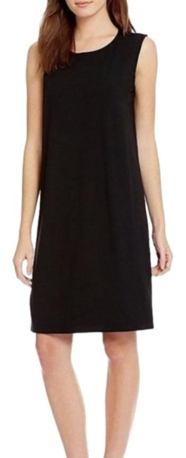 Preload https://img-static.tradesy.com/item/24414421/eileen-fisher-black-faux-wrap-mid-length-casual-maxi-dress-size-12-l-0-2-650-650.jpg