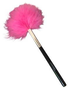Chanel OSTRICH FEATHER BRUSH
