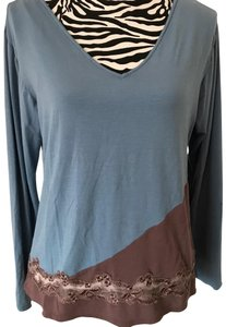 Julianna Rae Top blue