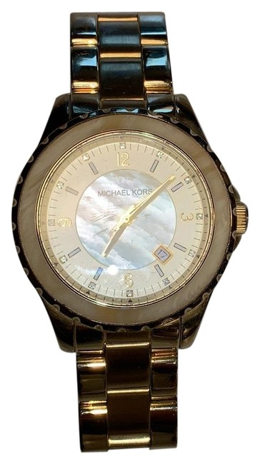 Michael Kors Gold Watch Michael Kors Gold Watch Image 1