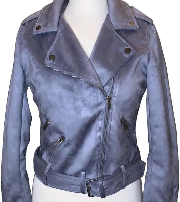 Preload https://img-static.tradesy.com/item/24414822/bar-iii-silver-lavender-belted-motto-faux-suede-jacket-size-8-m-0-1-650-650.jpg
