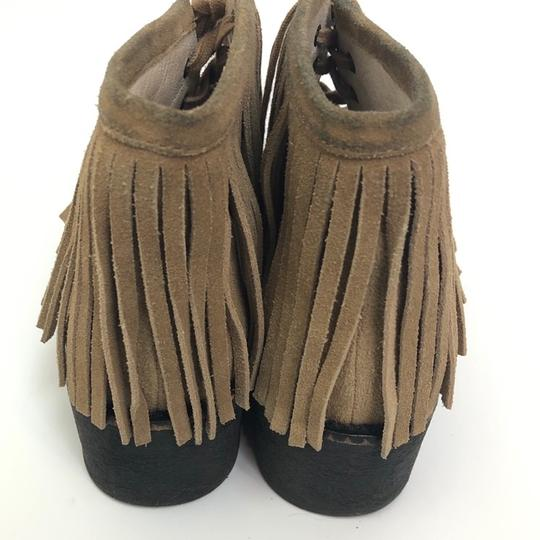 House of Harlow 1960 tan Boots