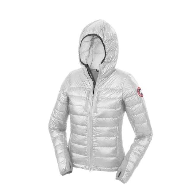 Item - White Hybridge Lite Hoody 2703l In Coat Size 2 (XS)
