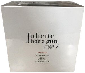 JULIETTE HAS A GUN JULIETTE HAS A GUN 791118 $145 NIB ANYWAY EAU DE PARFUM 3.3 FLOZ