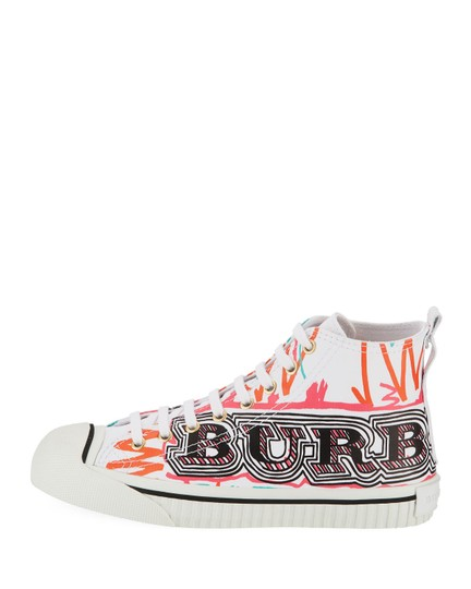 Burberry Kingly Sneakers 38 New Multi Athletic