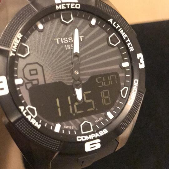 Tissot Limited edition- T-touch Expert Solar, Tony Parker limited edition - with 2 straps!