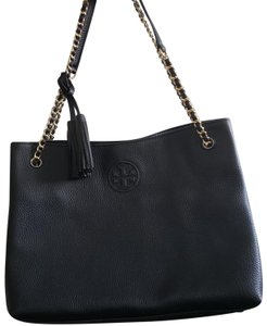 e65f56f1e9c Tory Burch Bombe Wallet New With Tag Tote in Black