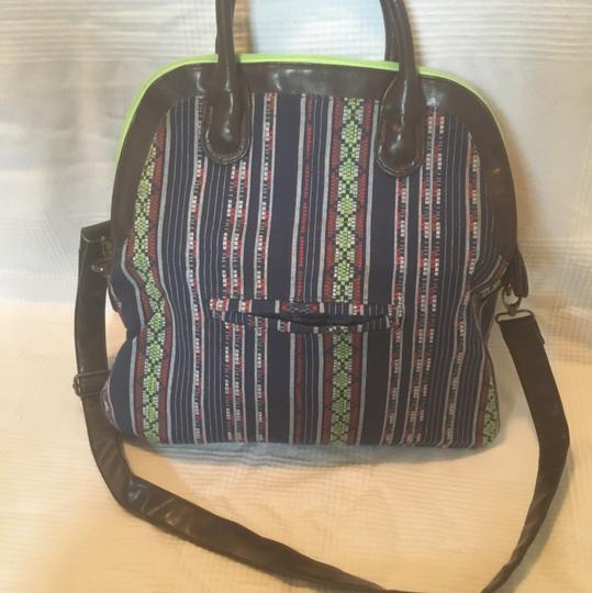 OlsenBoye blue/multi Messenger Bag