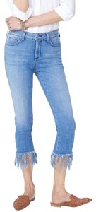 NYDJ Skinny Jeans-Medium Wash