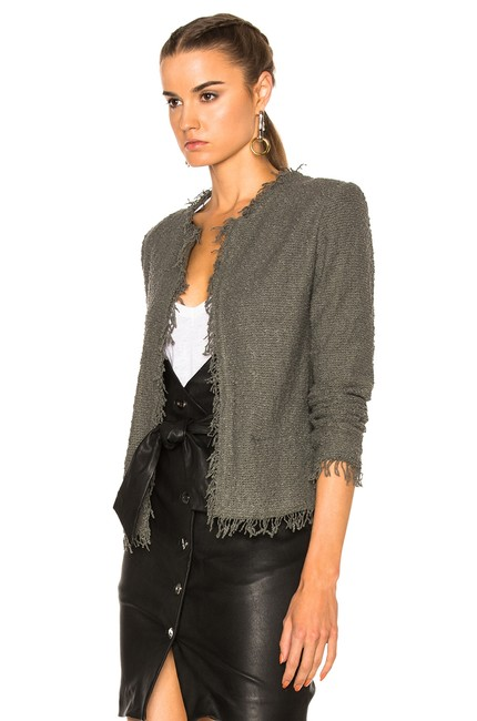 IRO Vince Theory Tory Burch Dvf Alice Olivia Gray Jacket