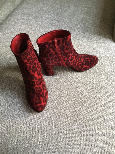 Lerre Red Boots