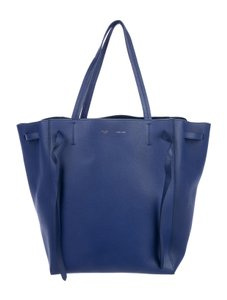 Céline Cabas Small Phantom Tote in Indigo