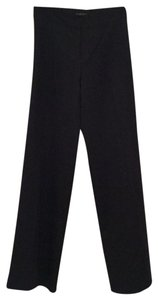 Sisley Wide Leg Pants black