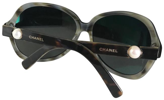 Chanel Black Pearl Sunglasses Chanel Black Pearl Sunglasses Image 1
