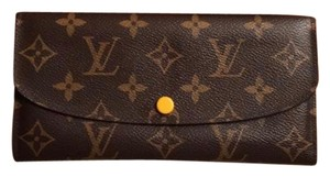 Louis Vuitton Louis Vuitton Emilie Wallet