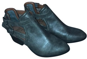 BC Footwear Gray/Silver Boots