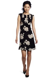 Tracy Reese Date Casual Silk Dress