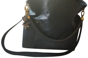 Louis Vuitton Lv Empriente Leath Lv Bagatelle Hobo Lv Leather Monogram Lv Large Leather Shoulder Bag