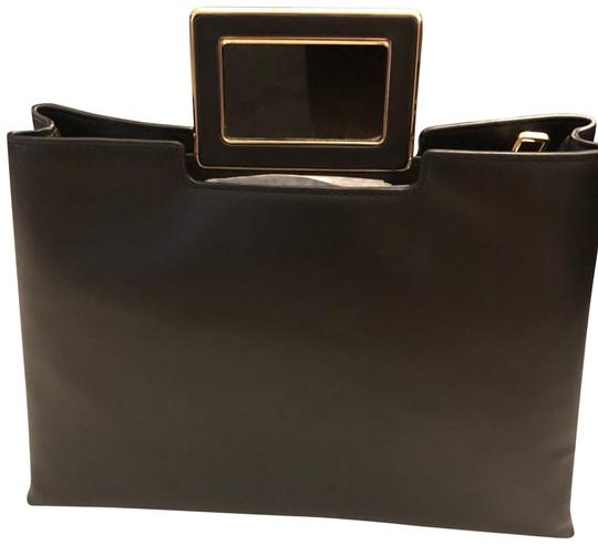 Preload https://img-static.tradesy.com/item/24416379/michael-michael-kors-kristen-large-top-handle-black-leather-satchel-0-1-540-540.jpg