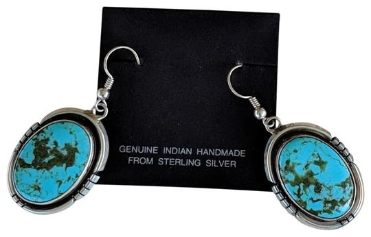 Preload https://img-static.tradesy.com/item/24416602/silver-and-turquoise-navajo-earrings-0-1-540-540.jpg