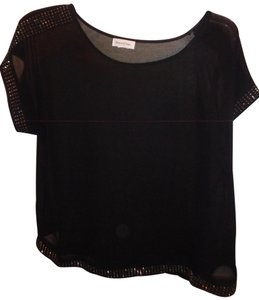 Monroe & Main Top black