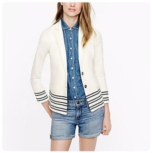Preload https://img-static.tradesy.com/item/24417040/jcrew-cream-maritime-in-placed-stripe-blazer-size-00-xxs-0-0-650-650.jpg
