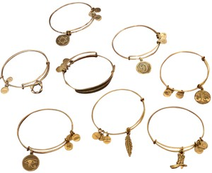 Alex and Ani 8 bangles