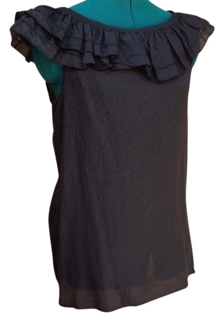 Preload https://img-static.tradesy.com/item/2441743/juicy-couture-black-blouse-size-4-s-0-0-650-650.jpg