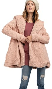 Easel Fur Coat