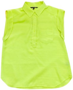 Yellow Victoria S Secret Blouses Up To 70 Off A Tradesy
