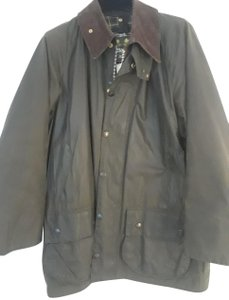 Barbour Waxed Raincoat