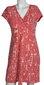 Boden short dress Orange on Tradesy