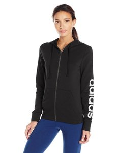 adidas ADIDAS WOMEN'S TRAINING ESSENTIALS LINEAR HOODIE- NWT