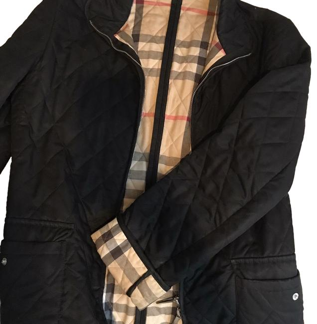 Item - Black Diamond Quilted Jacket Size 4 (S)
