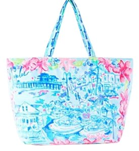 Lilly Pulitzer Beach Bags Up To 90 Off At Tradesy