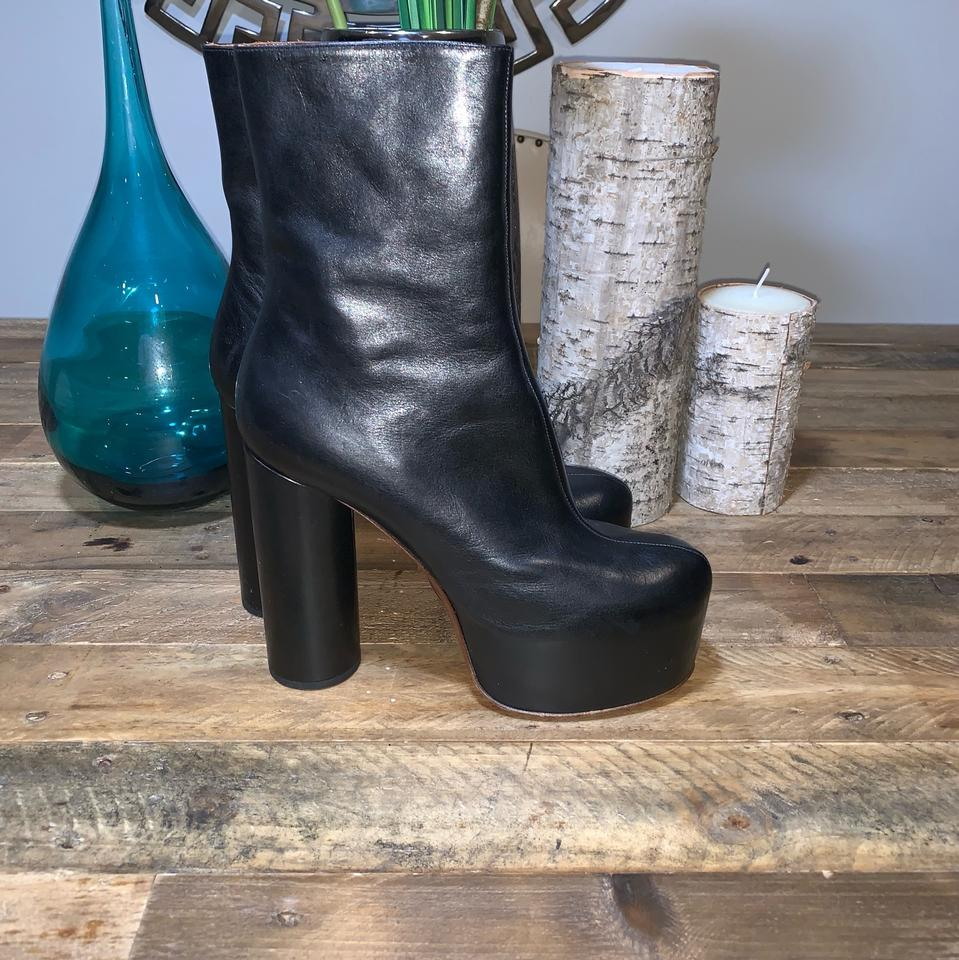 5ceeceb8d7235 Vetements Black Platform Ankle Boots/Booties Size EU 40 (Approx. US 10)  Regular (M, B) - Tradesy