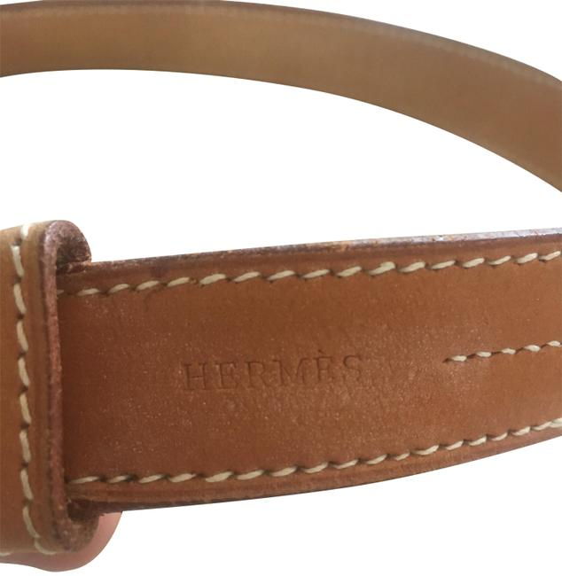 Item - Light Brown Tan Leather - Will Ship The Next Day Belt