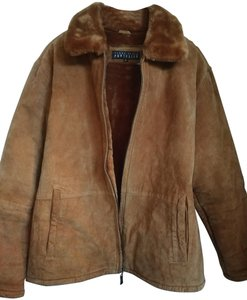 Perry Ellis Fur Coat