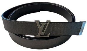Louis Vuitton Louis Vuitton Mini SILVER Monogram Buckle Belt