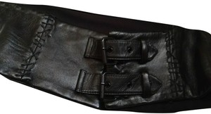 Altuzarra NEW sz 8 Altuzarra made in Italy leather belt with straps and stiching