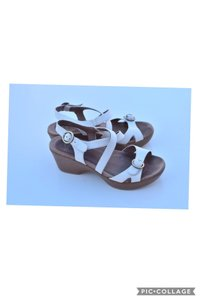 Dansko white Sandals
