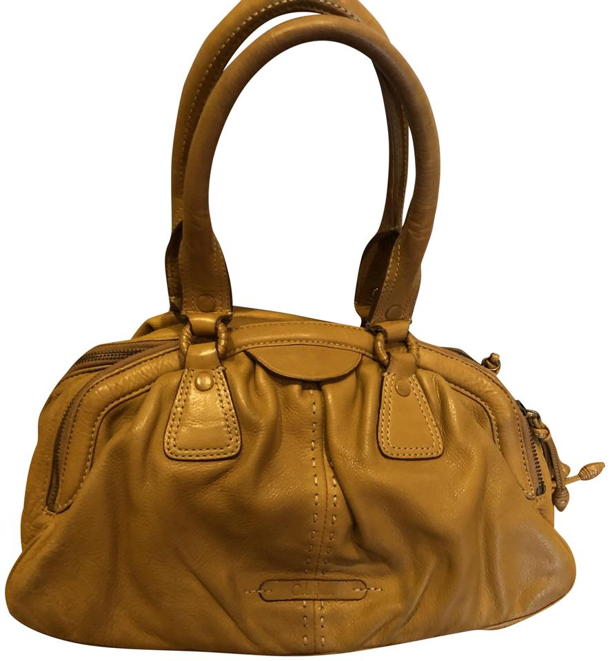 81cababc87f Cole Haan Vintage Leather Satchel in Tan - Warm Toned Image 0 ...