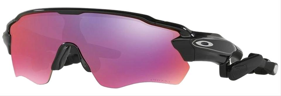 faf6424c60 Oakley Black Frame   Prizm Road Lens Unisex Sports Sunglasses 65% off retail