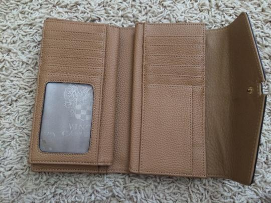 Vince Camuto VINCE CAMUTO MARGO LEATHER CHECKBOOK ORGANIZER Image 2