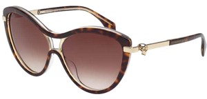 Alexander McQueen Women Cat Eye Sunglasses